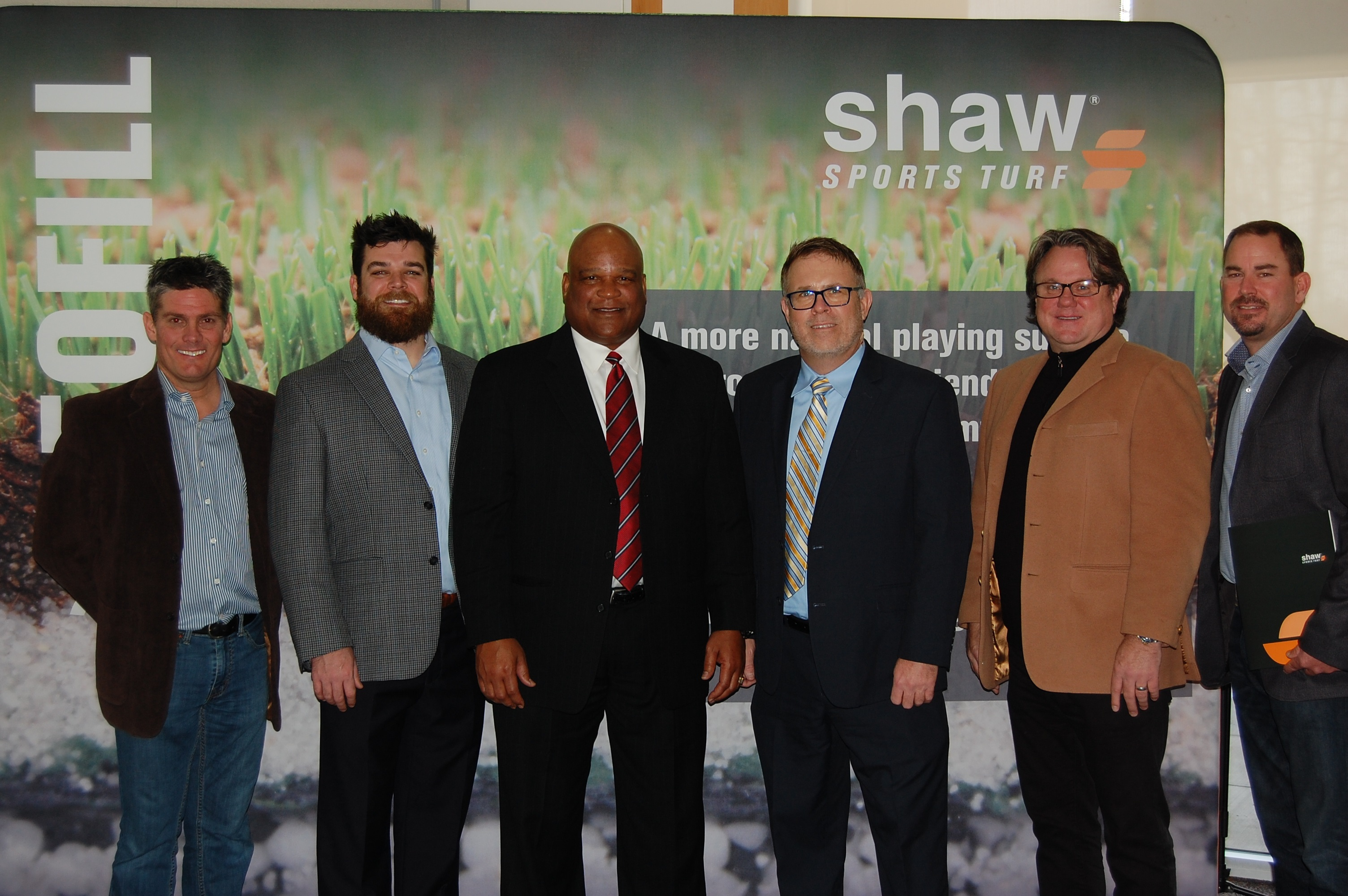 GATEWAY SPORTS VILLAGE ANNOUNCES SELECTION OF AND PARTNERSHIP WITH SHAW SPORTS TURF Image