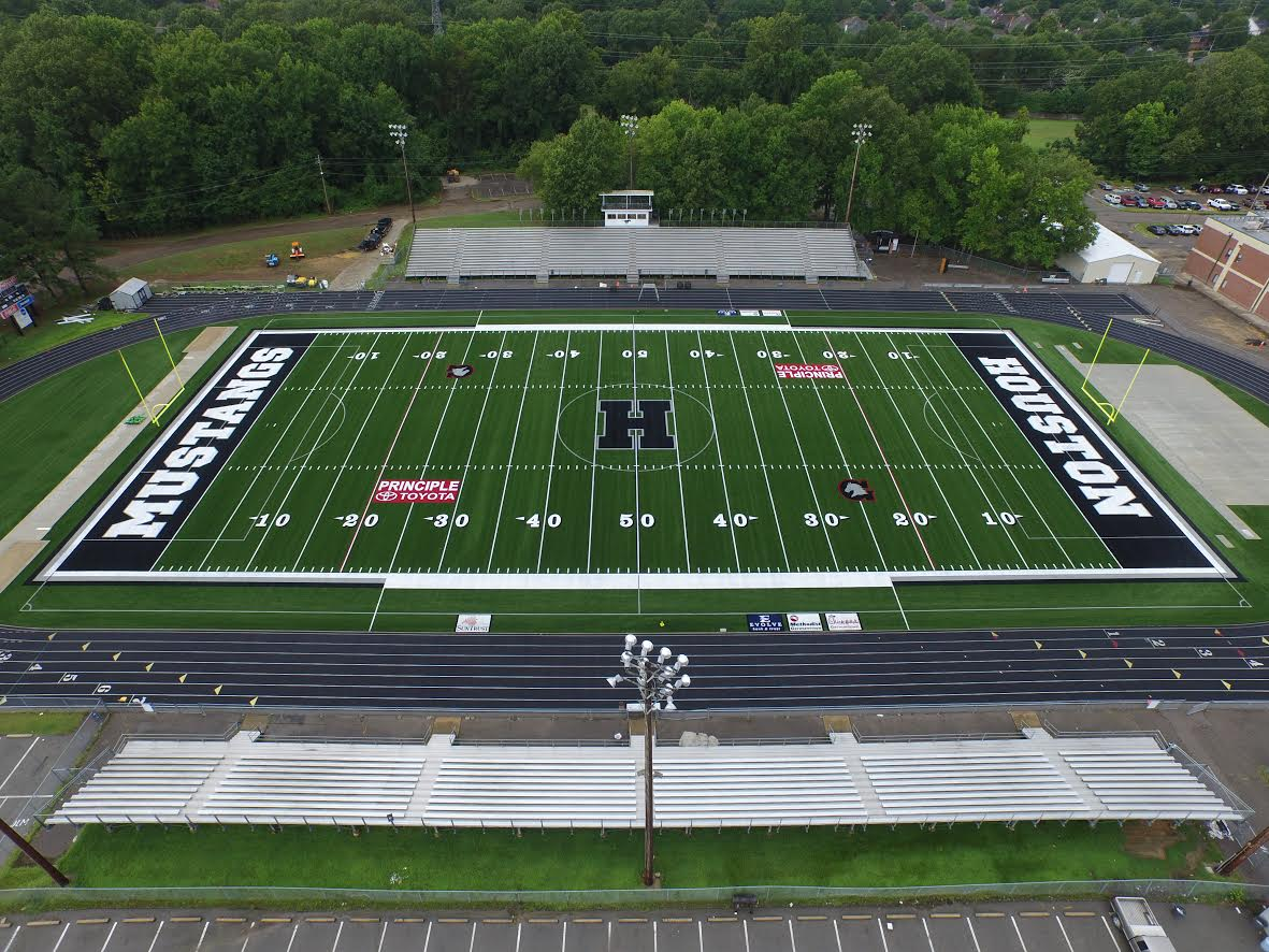 HOUSTON HIGH TO CONTINUE WINNING LEGACY WITH SHAW SPORTS TURF Image