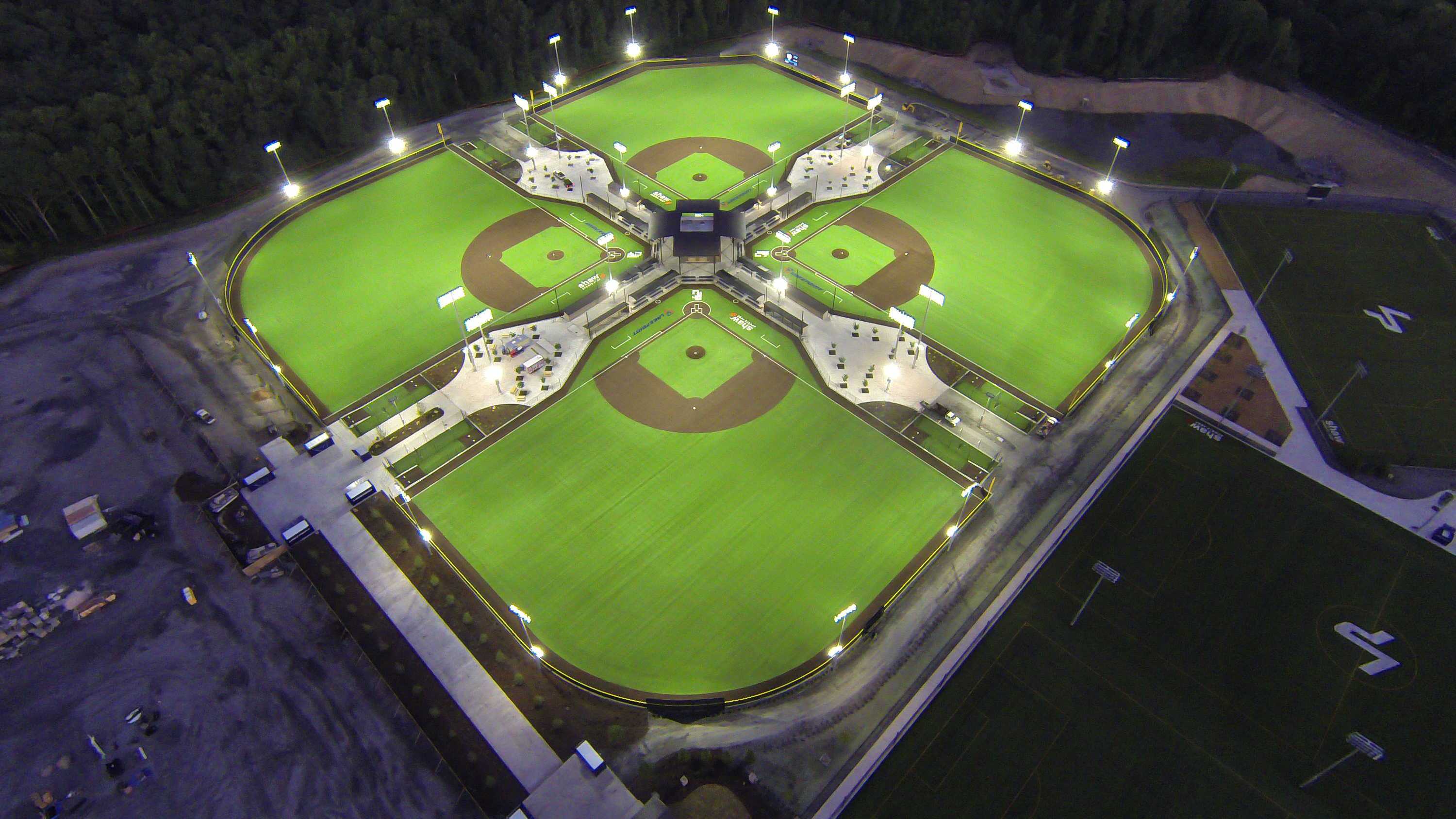 SHAW SPORTS TURF FIELDS EXCEED EXPECTATIONS AT LAKEPOINT'S PERFECT