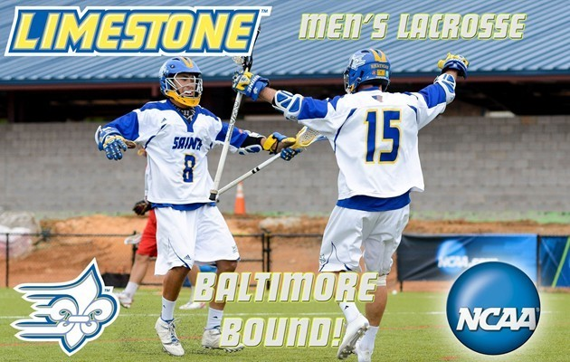 LIMESTONE COLLEGE HEADS TO THE NCAA CHAMPIONSHIP GAME ON SHAW SPORTS TURF Image