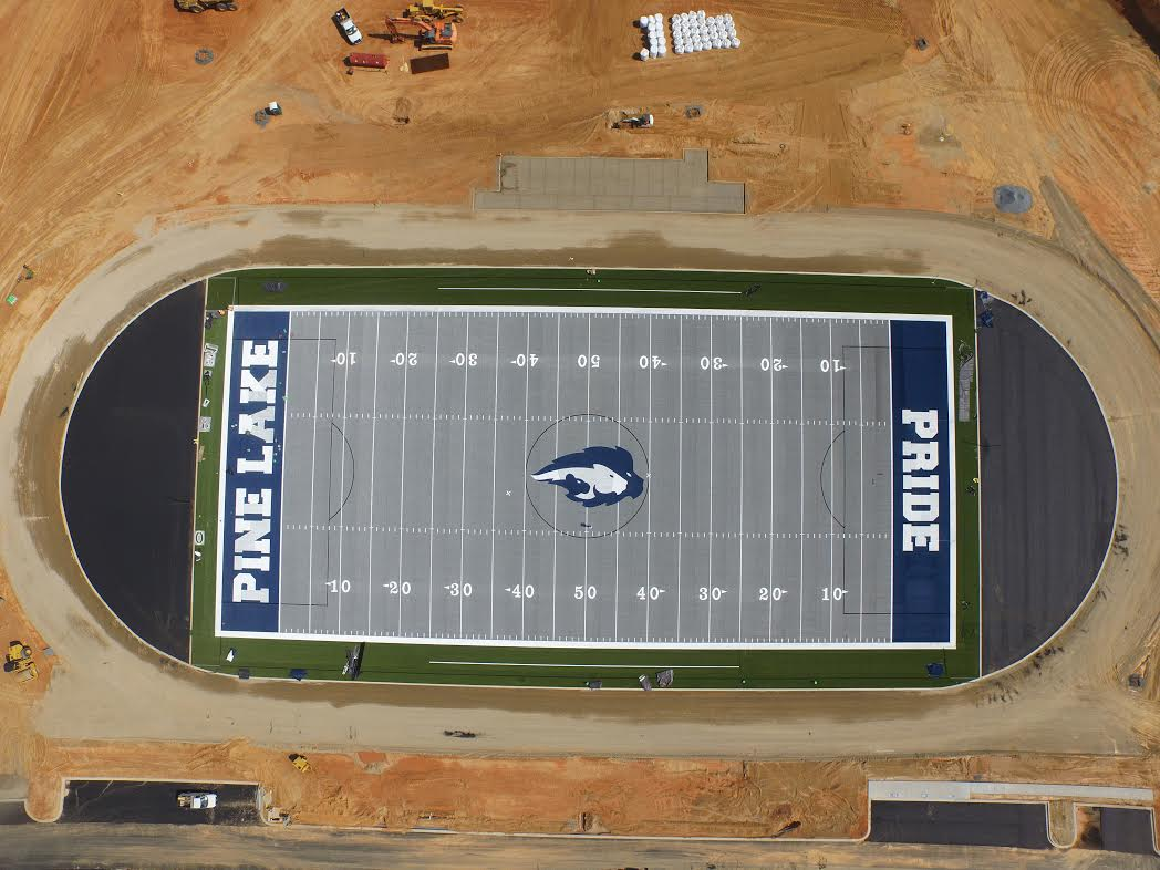 PINE LAKE PREPARATORY SELECTS SHAW SPORTS TURF FOR THEIR GRAY - Pine lake prep us map