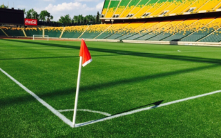 GTR INSTALLS SHAW SPORTS TURF AND HYDROCHILL AT COMMONWEALTH STADIUM