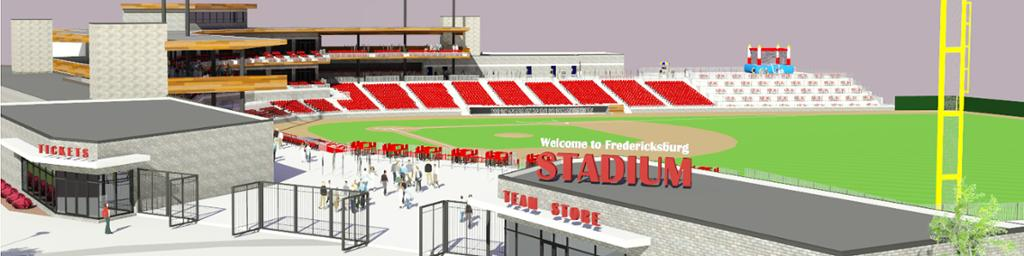 FREDERICKSBURG NATIONALS WILL INSTALL STATE-OF-THE-ART SHAW SPORTS TURF Image