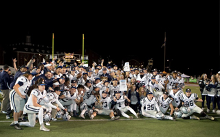 FARRAGUT ADMIRALS WINS STATE CHAMPIONSHIP WITH HELP FROM NEW SHAW SPORTS TURF FIELD
