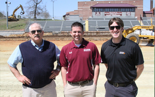 TENNESSEE FOOTBALL POWERHOUSE ALCOA HIGH SCHOOL TO PLAY ON SHAW SPORTS TURF