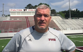 FULTON HIGH SCHOOL COMPLETES NEW SHAW SPORTS TURF FIELD