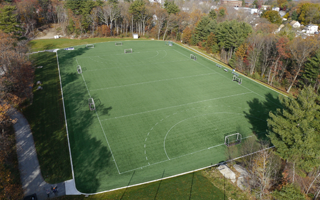 Noble and Greenough School Wins Award for Shaw Sports Turf Field