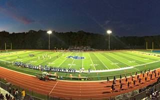 NORTH BRUNSWICK HIGH SCHOOL LACROSSE TO OPEN ON SHAW SPORTS TURF