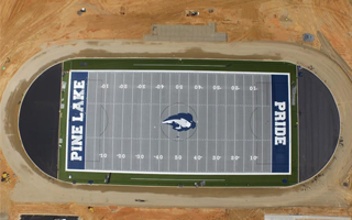 PINE LAKE PREPARATORY SELECTS SHAW SPORTS TURF FOR THEIR GRAY FIELD