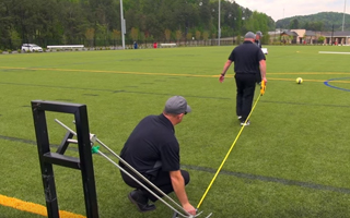 SHAW SPORTS TURF'S R&D TEAM LEADS SYNTHETIC TURF INDUSTRY