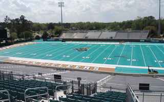 TEAL TURF TIME LAPSE