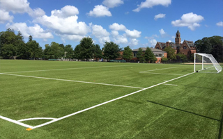 THAYER ACADEMY BRINGS FIELD HOCKEY BACK TO MAIN CAMPUS WITH NEW SHAW SPORTS TURF FIELD