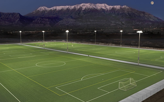 Utah Valley University Installs Four New Shaw Sports Turf Fields
