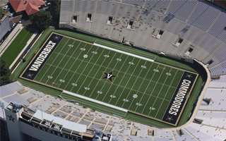 COLLEGE FOOTBALL: DOES YOUR TEAM PLAY ON SHAW SPORTS TURF?