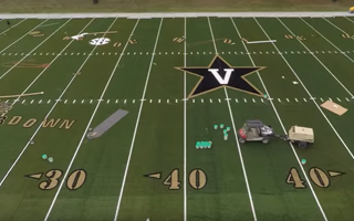 VANDERBILT UNIVERSITY - NEW FOOTBALL PRACTICE FIELD