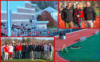 WESLEYAN DEDICATES SHAW SPORTS TURF FIELD IN HONOR OF CITRIN FAMILY