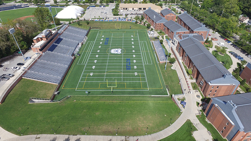 Butler University - Butler Bowl - Shaw Sports Turf