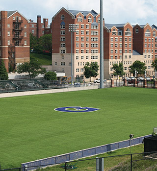 Associate Director of Athletics for Facilities and Operations, Georgetown University Testimonial Header