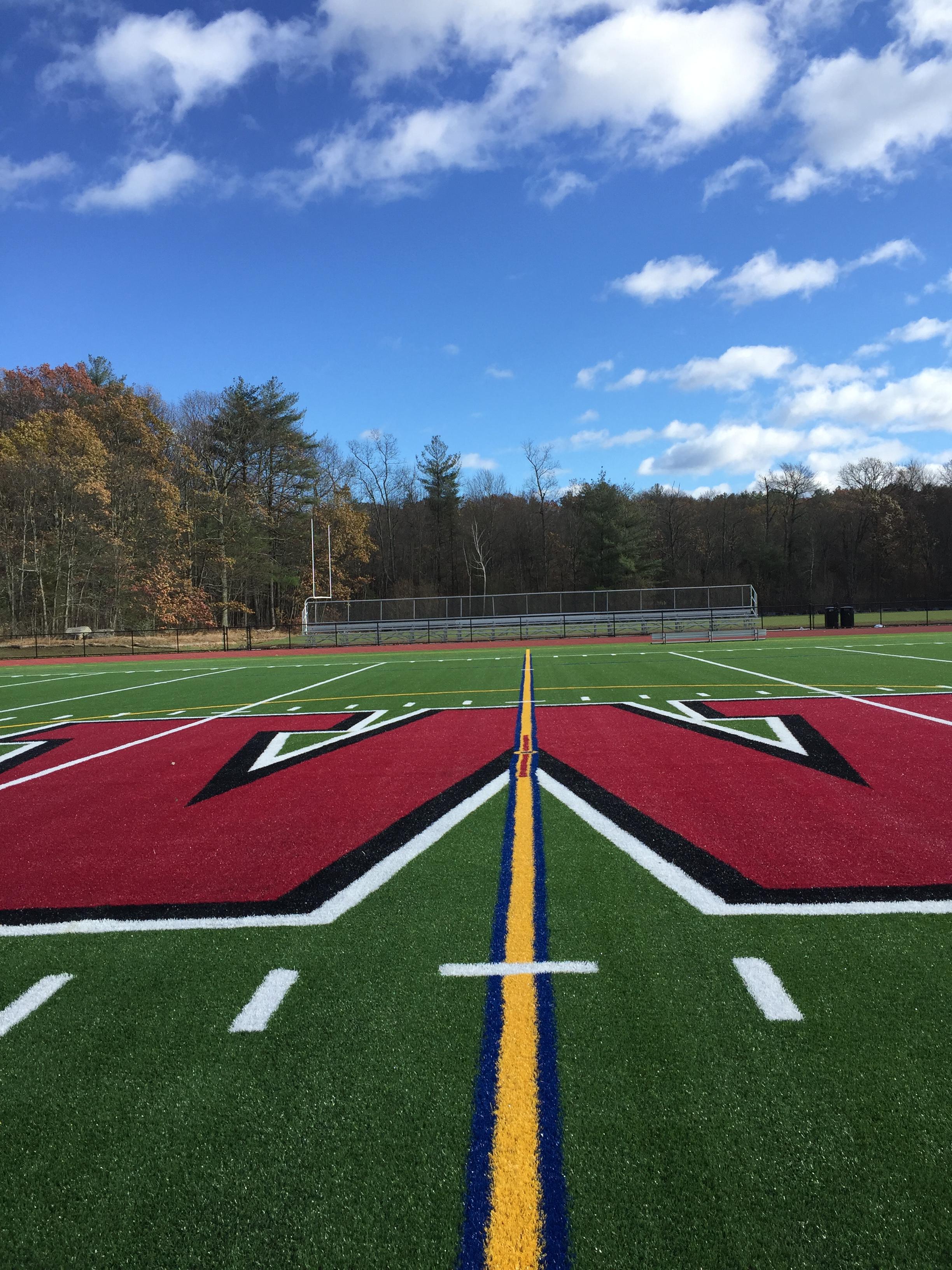 Weston High School-Proctor Field - Shaw Sports Turf