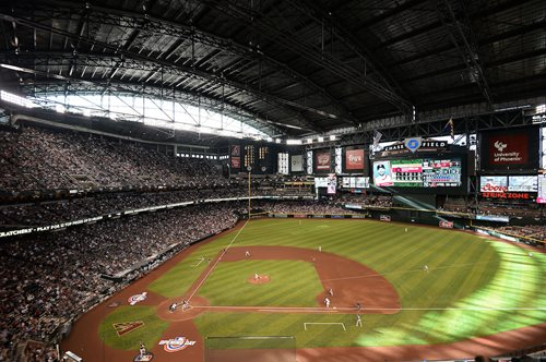 CEO, Arizona Diamondbacks Testimonial Header