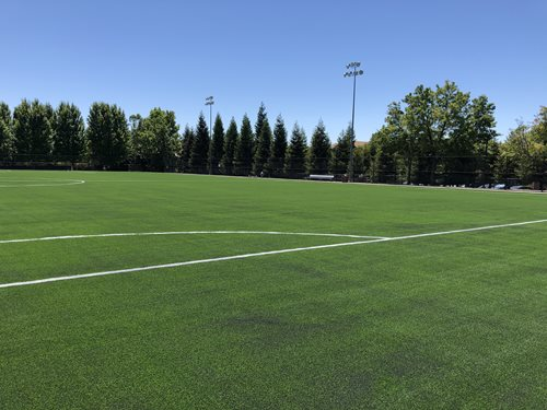 TOWN OF DANVILLE UPGRADES DIABLO VISTA PARK WITH INSTALLATION  OF SHAW SPORTS TURF FIELD