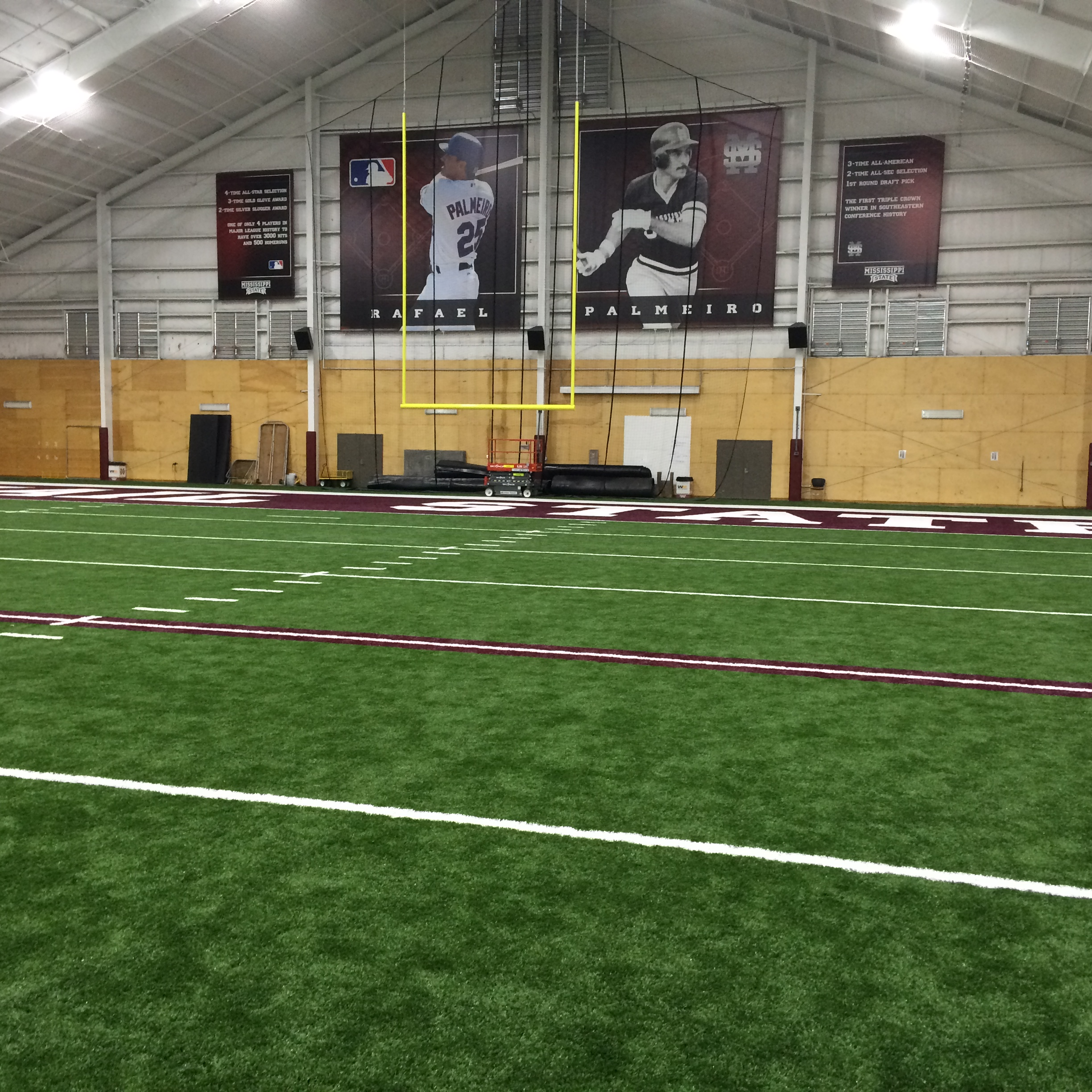 Mississippi State Indoor - Palmiero Center Image 1