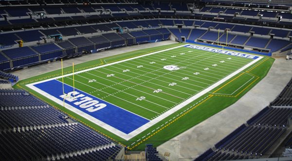 Indianapolis Colts - Lucas Oil Stadium<br />