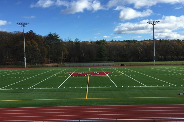 A COMMUNITY'S DREAM YEARS IN THE MAKING, WESTON HIGH SCHOOL INSTALLS TWO SHAW SPORTS TURF FIELDS Image