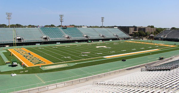 NSU INSTALLS SHAW SPORTS TURF AFTER OVER 20 YEARS WITH NATURAL GRASS FIELD