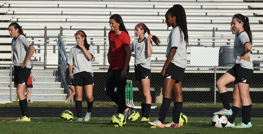 Shaw Sports Turf Proud to Announce Sponsorship of Ali Krieger Football Camps (AKFC) Image