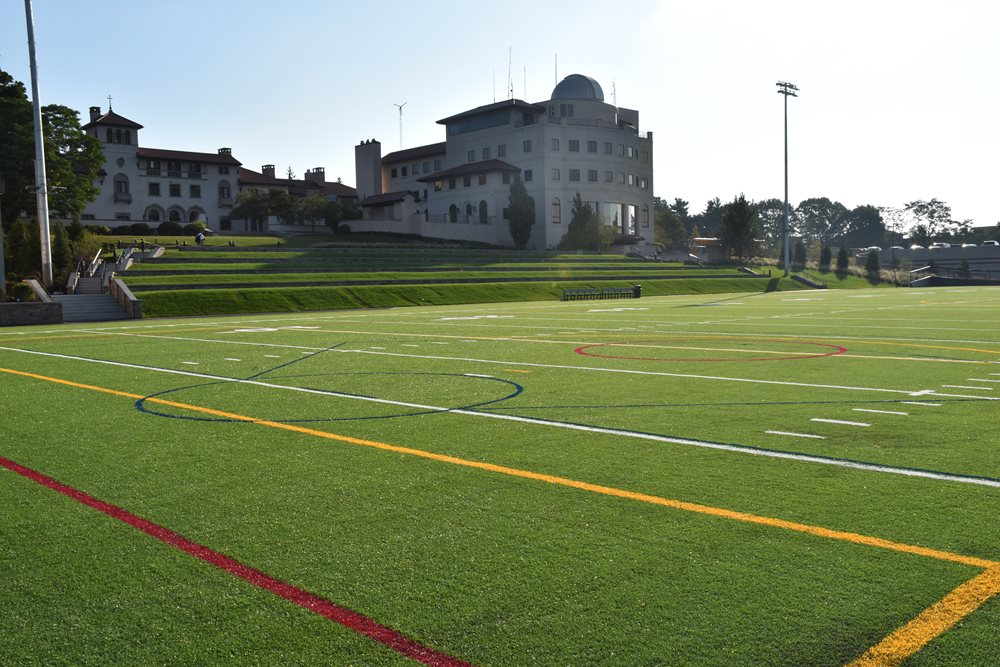 DEXTER SOUTHFIELD INSTALLS STATE-OF-THE-ART SHAW SPORTS TURF FIELD AS PART OF MAJOR RENOVATION Image