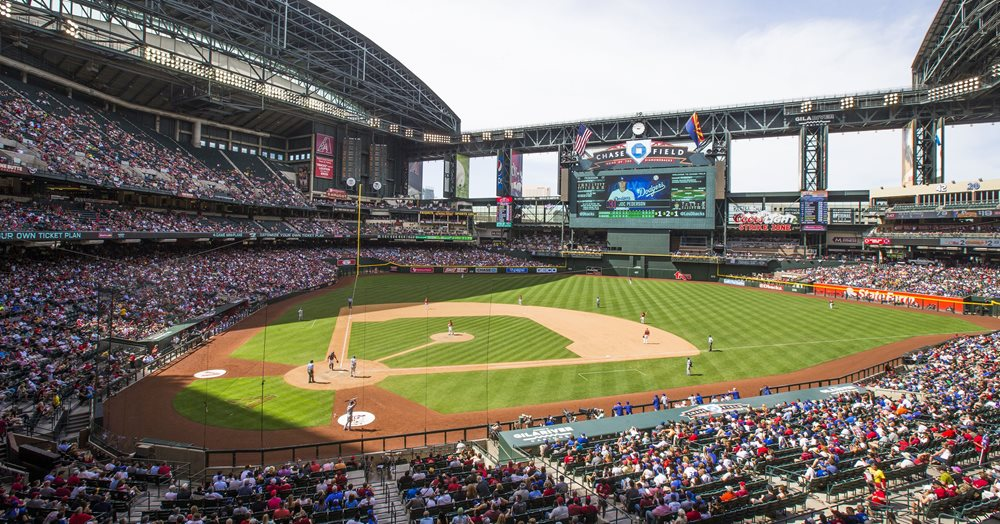D-BACKS TO UTILIZE SYNTHETIC GRASS AT CHASE FIELD