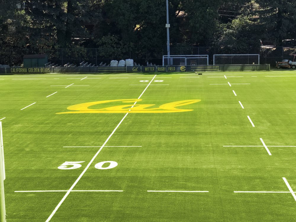 UNIVERSITY OF CALIFORNIA, BERKELEY INSTALLS SHAW SPORTS TURF AT WITTER RUGBY FIELD